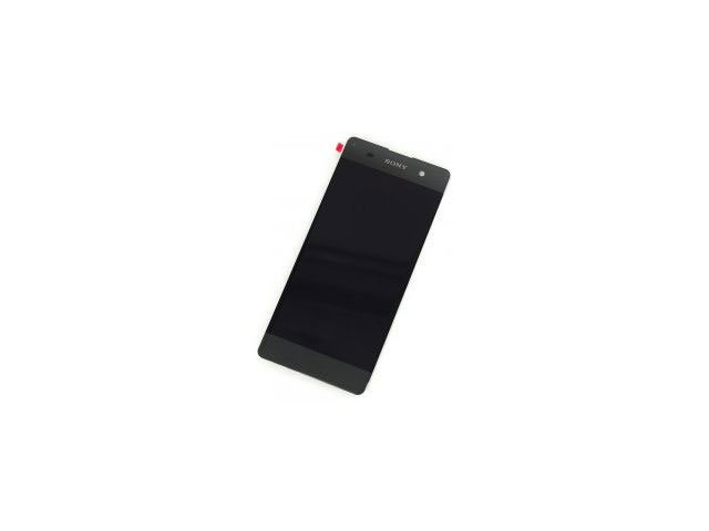 Display cu touchscreen Sony Xperia XA, XA Dual, F3111, F3113, F3115 gri original