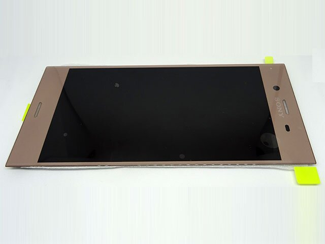 Display cu touchscreen Sony Xperia XZ1, F8341, F8342 roz original