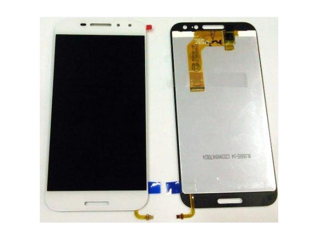 Display cu touchscreen Vodafone Smart N8, VFD-610 alb original
