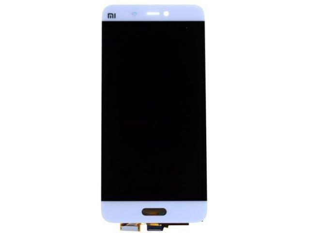 Display cu touchscreen Xiaomi Mi 5 alb original