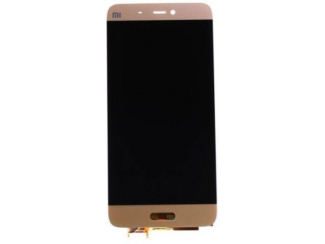 Display cu touchscreen Xiaomi Mi 5 auriu original