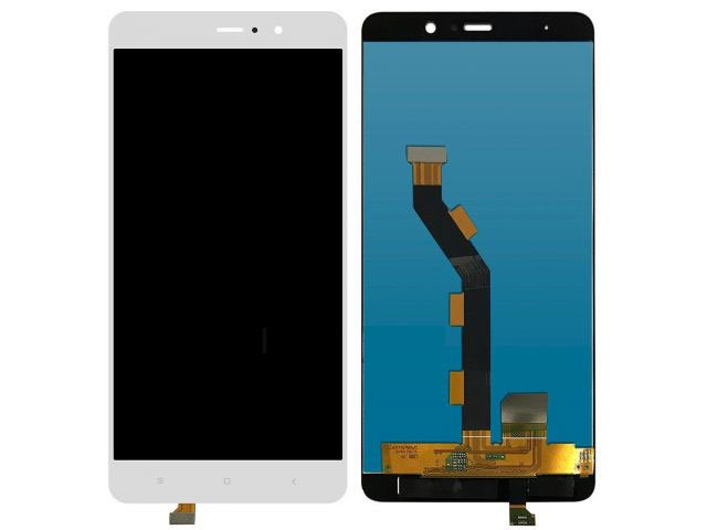 Display cu touchscreen Xiaomi Mi 5s Plus alb original