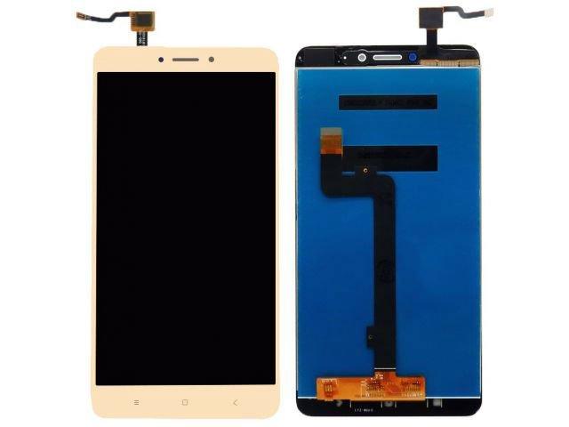 Display cu touchscreen Xiaomi Mi Max 2 auriu original