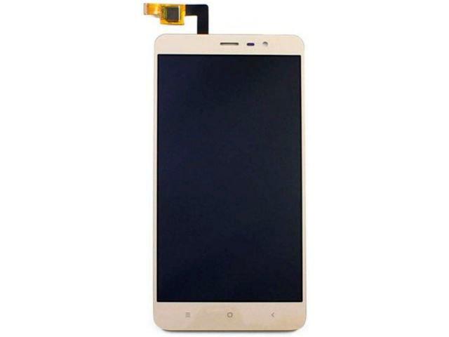 Display cu touchscreen Xiaomi Redmi Note 3 auriu original