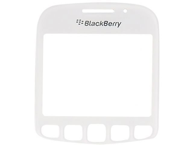 Geam Blackberry 9220 Curve alb original