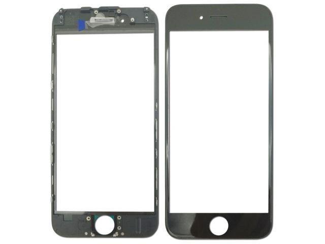 Geam cu rama si OCA Apple iPhone 7