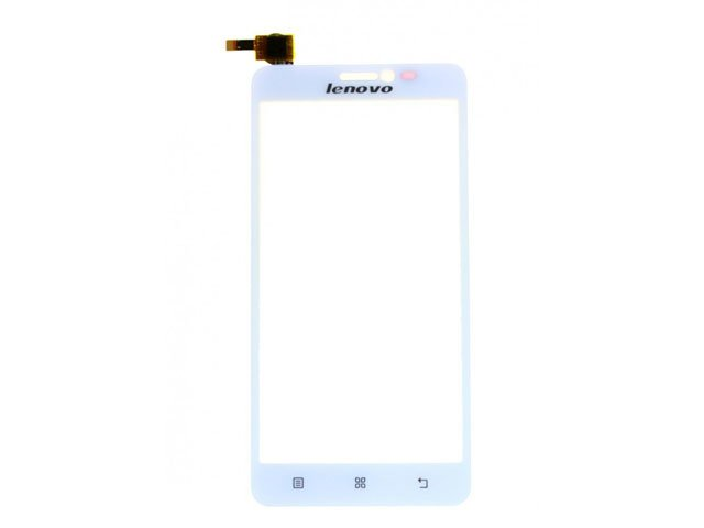 Geam cu touchscreen Lenovo S850 alb ORIGINAL