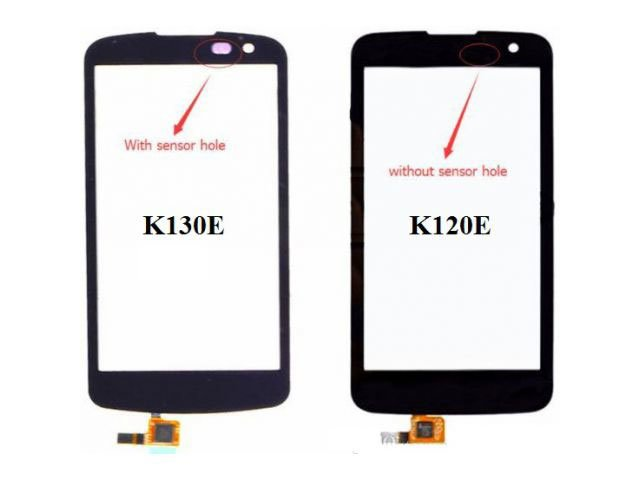 Touchscreen LG K120E, K4 original