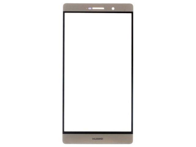 Geam Huawei P8 max auriu