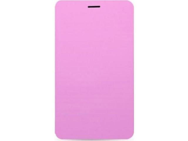 Husa flip Allview AX4 Nano roz