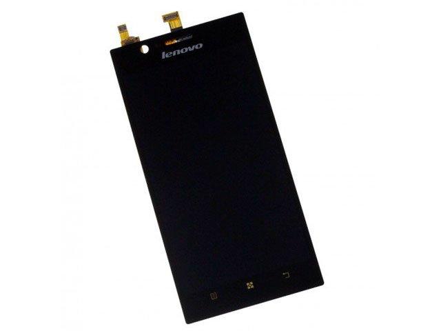 Display cu touchscreen Lenovo K900 original