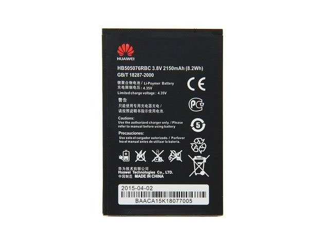 Acumulator Huawei HB505076RBC Ascend G700