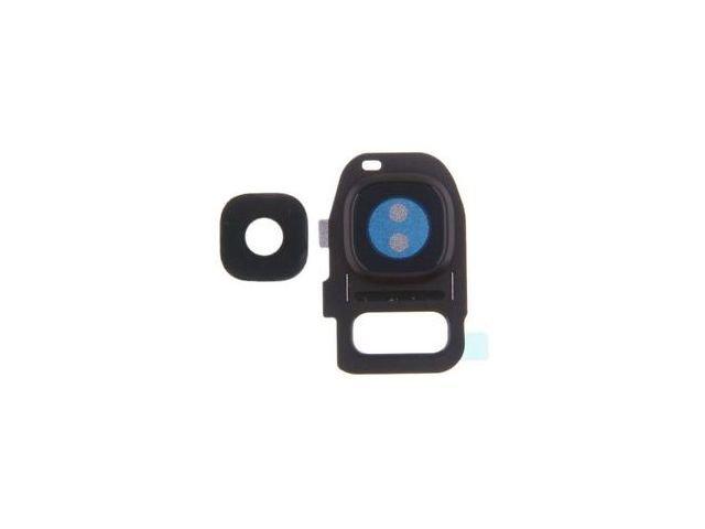 Kit inlocuire geam camera Samsung SM-G935F Galaxy S7 edge original