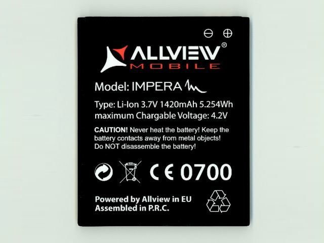 acumulator allview impera i8 original