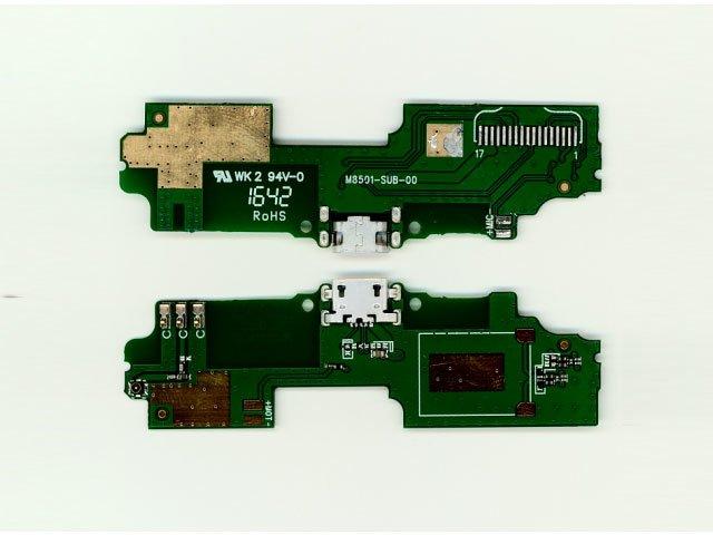 Placa cu conector alimentare Allview P6 Plus originala