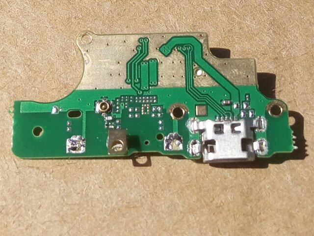 Placa cu conector alimentare Nokia 5, TA-1024, TA-1027, TA-1044, TA-1053 originala