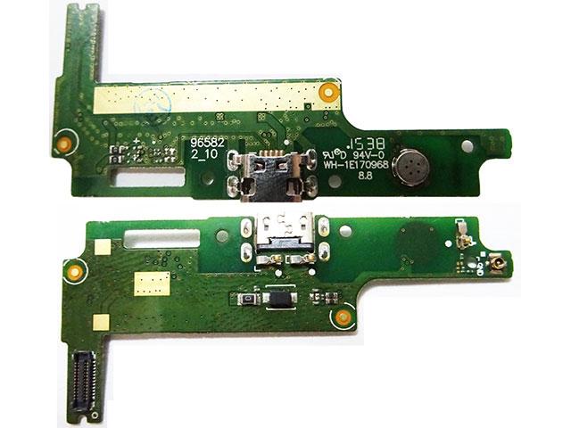 Placa cu conector alimentare si date Huawei Y3 II, Honor Bee 2, LUA-U22 originala