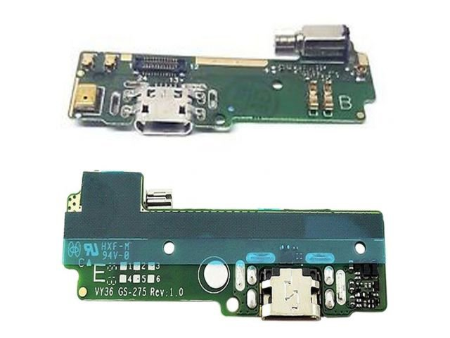 Placa cu conector alimentare Sony F3111, Xperia XA, F3112, F3115, F3116, Xperia XA Dual originala