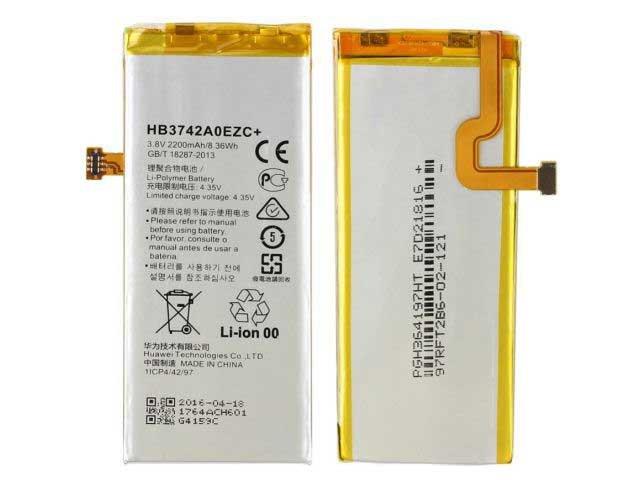 Acumulator Huawei Ascend P8 Lite, HB3742A0EZC, 2200mAh, Original