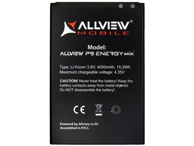 acumulator allview p9 energy mini