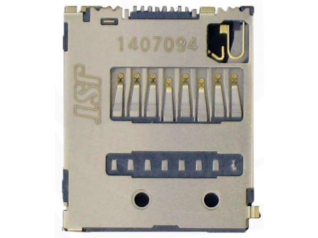 Suport cu cititor card Sony E5803, E5823, Xperia Z5 Compact original