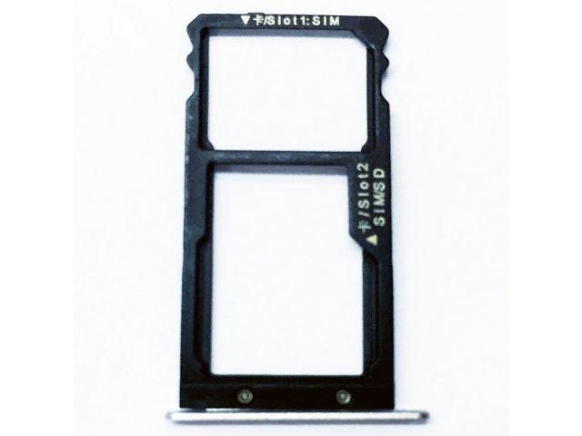 Suport sim si card Huawei G8, GX8 alb original