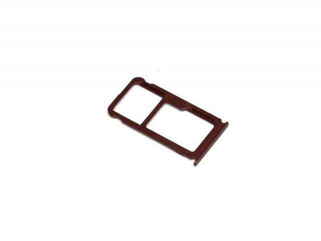Suport sim si card Nokia 7 Plus copper, TA-1062, TA-1046, TA-1062, TA-1055 original