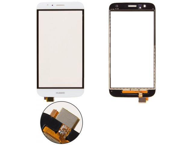 Touchscreen Huawei G8, GX8 alb original