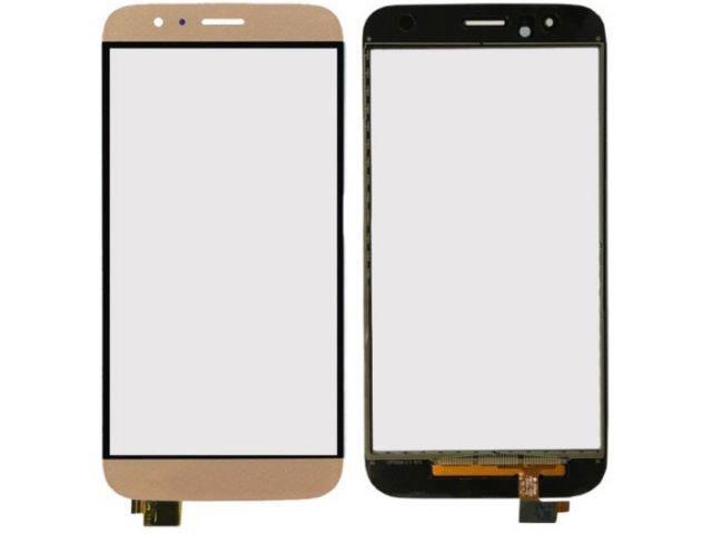 Touchscreen Huawei G8, GX8 auriu original