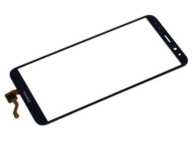 Touchscreen Huawei Mate 10 Lite, RNE-L01, RNE-L21, RNE-L23, G10 albastru ORIGINAL