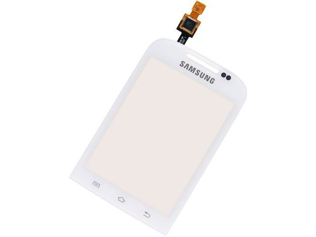 touchscreen samsung b5330 galaxy chat alb original