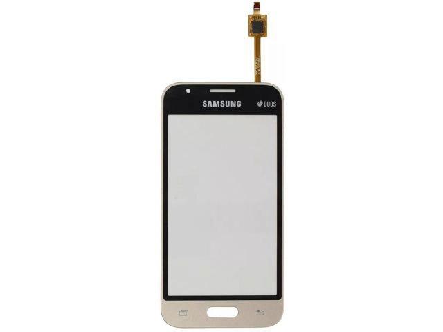 Touchscreen Samsung SM-J106F, J1 mini prime alb original