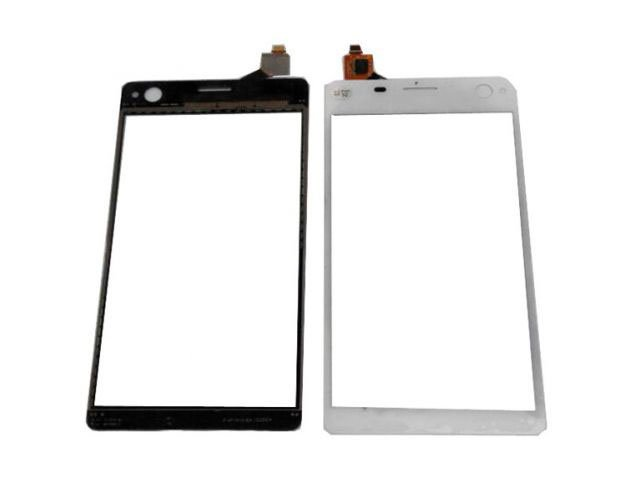 Touchscreen Sony E5333, E5343, E5363, Xperia C4 Dual alb original