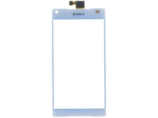 Touchscreen Sony E5803, E5823, Xperia Z5 Compact alb original