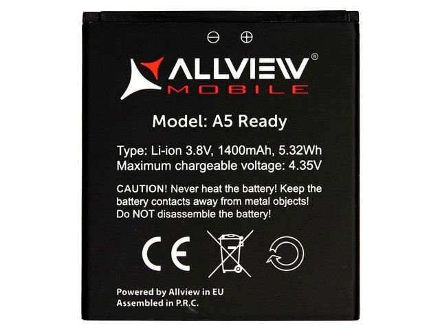 acumulator allview a5 ready original